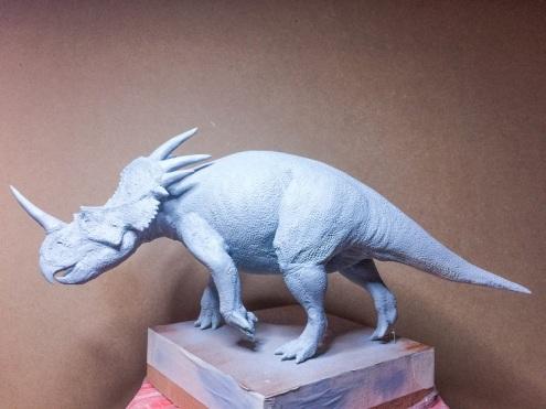 Styracosaurus Alfonso Jaraiz